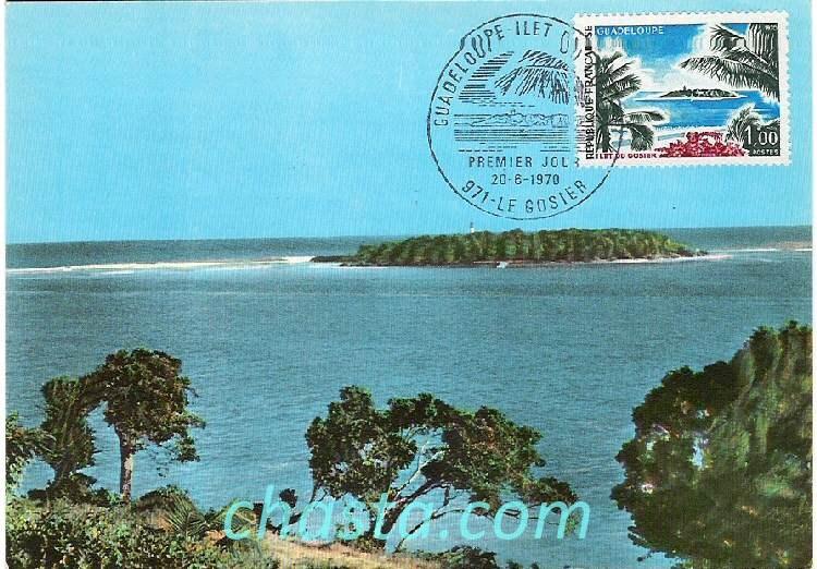 Comment envoyer des cartes postales depuis la guadeloupe ?