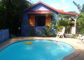 location cottage Guadeloupe
