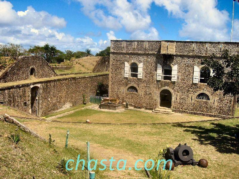 fort napoléon guadeloupe